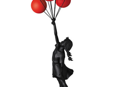 【2020/2/8(土)発売】 Flying Balloons Girl (Red Balloons w/Black Ver.)