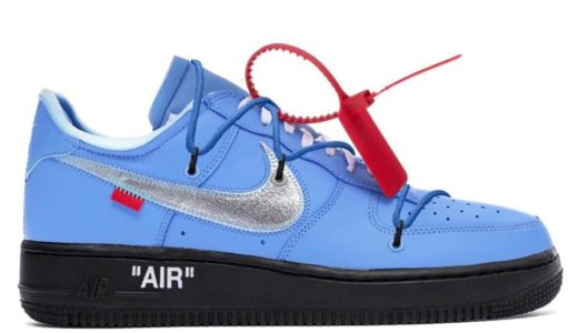 【発売日不明】OFF-WHITE x NIKE AIR FORCE 1 LOW