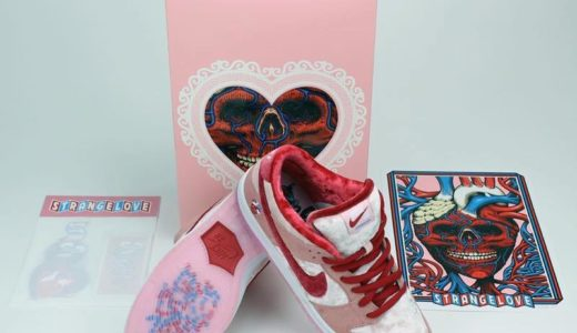 【2020/2/1(土)発売】STRANGE LOVE x NIKE SB DUNK LOW