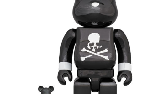 【2020/2/29(土)発売】BE@RBRICK mastermind JAPAN BLACK CHROME Ver. 100% & 400% / 1000%