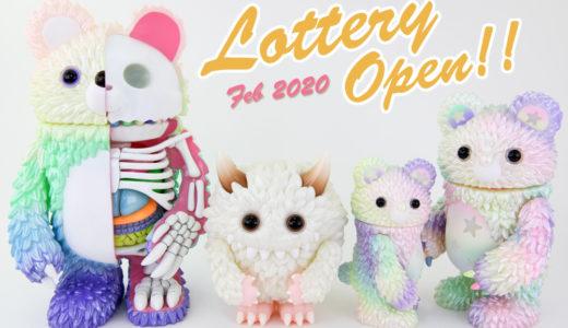 【2020/2/12まで抽選】INSTINCTOY 2月 抽選販売