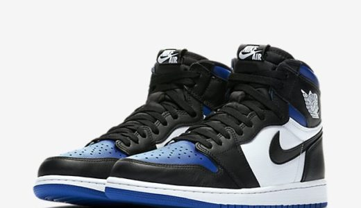 "【2020/5/16(土)発売】NIKE AIR JORDAN 1 RETRO HIGH OG ""ROYAL TOE"""