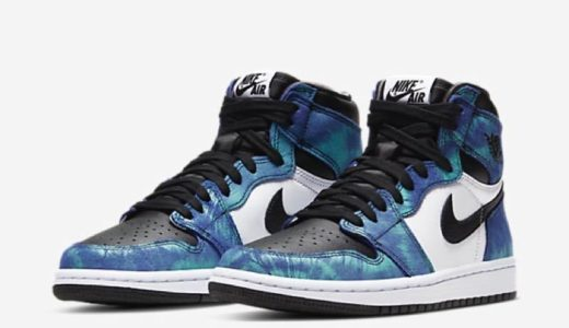 "【2020/6/11(木)発売】NIKE WMNS AIR JORDAN 1 HIGH OG ""TIE DYE"""