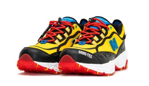 "【2020/7/11(土)発売】THE APARTMENT × NEW BALANCE ML801 GTX ""TOUCAN"""