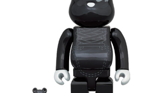 【2020/8/22(土)発売】BE@RBRICK NIKE SB 2020 BLACK 100% & 400% / 1000%