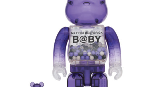 【2020/9/26(土)発売】MY FIRST BE@RBRICK B@BY MACAU2020 100% & 400% / 1000%