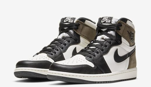 "【2020/11/21(土)発売】NIKE AIR JORDAN 1 RETRO HIGH OG ""BLACK MOCHA"""