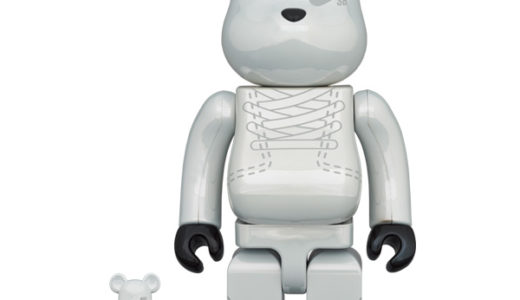 【2020/12/26(土)発売】BE@RBRICK NIKE SB 2020 WHITE 100% & 400% /1000%