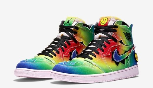 "【2020/12/8(火)発売】J.Balvin x NIKE AIR JORDAN 1 HIGH OG ""COLORES Y VIBRAS"""