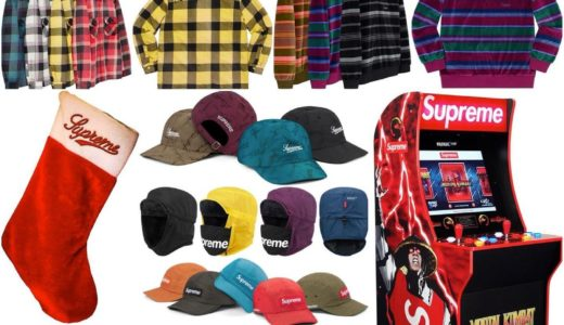 【2020/12/12(土)発売】Supreme 2020FW Week16 Supreme x THE NORTH FACE