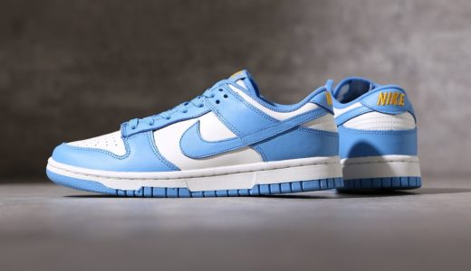 "【2021/1/5(火)発売】NIKE WMNS DUNK LOW RETRO ""COAST"""
