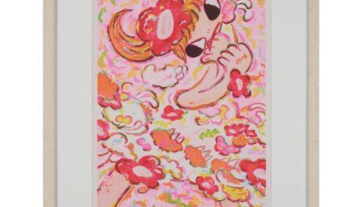 【2021/1/10(日)抽選】ロッカクアヤコ 木版画作品