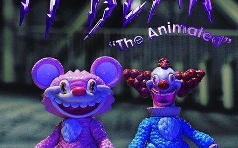 """【2021/3/28まで抽選】JPX x MILKBOYTOYS IT BEAR """"The animated"""""""