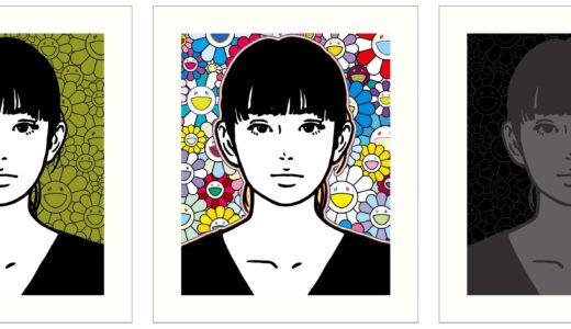 【2021/4/9(金)発売】KYNE 版画 3種 第六弾